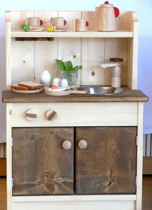 工務店に置くべきこだわりの木のチッチン